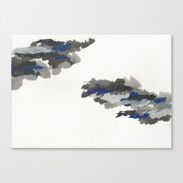 clouds_october Canvas Print