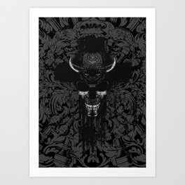 Better The Devil You Know Art Print