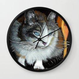 Younik the Cat Wall Clock