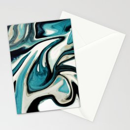 agate slice, geode art, geode agate, agate art, contemporary art, abstract geode, abstract art Stationery Cards
