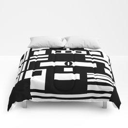 Between causes Comforters