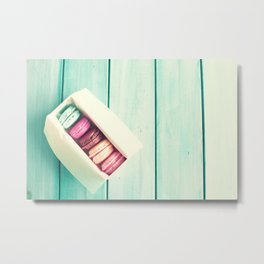 Sweetest Little Box Metal Print