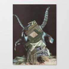 Baphomet Canvas Print