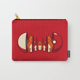 Poketryoshka - Fire Type Carry-All Pouch