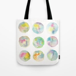 Imperfect Circles Tote Bag