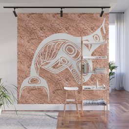 Spirit Keét Copper Wall Mural