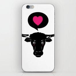 Moocho Love iPhone Skin