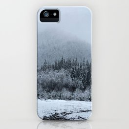 Lynn Valley Forest iPhone Case