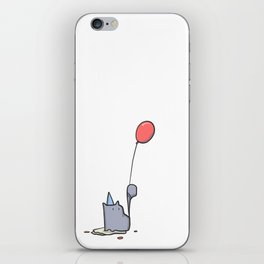 Party Cat iPhone Skin