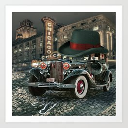 Don Cadillacchio Art Print