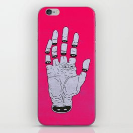 THE HAND OF ANOTHER DESTYNY iPhone Skin