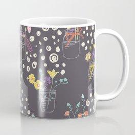 Twigs in Jars Coffee Mug