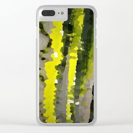Ocotillo Clear iPhone Case