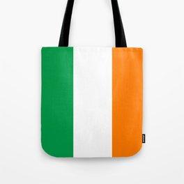 Irish Flag - Flag of Ireland Tote Bag