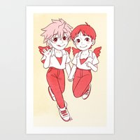 Kawoshin Day 2016 Art Print