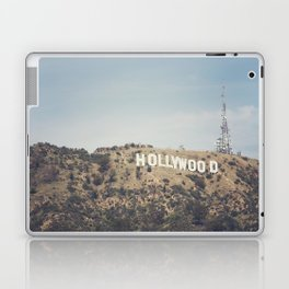 Hike to the Sign Laptop & iPad Skin