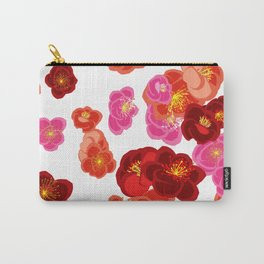 Quince flower pattern 2 Carry-All Pouch