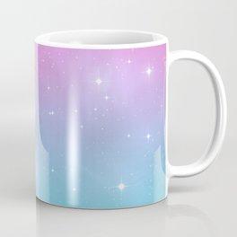 Pastel Goth Galaxy Coffee Mug