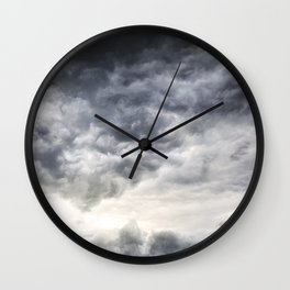 Cloudio di porno Wall Clock