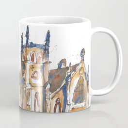 St. James Cathedral, Chicago Coffee Mug