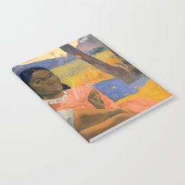 Affordable Art $300,000,000 When Will You Marry by Paul Gauguin Notebook