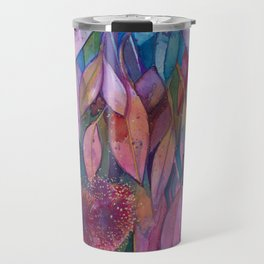 Gum Blossoms 2 Travel Mug