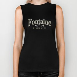Fontaine Fisheries Crate Biker Tank