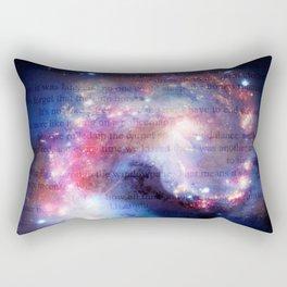 space x siken Rectangular Pillow