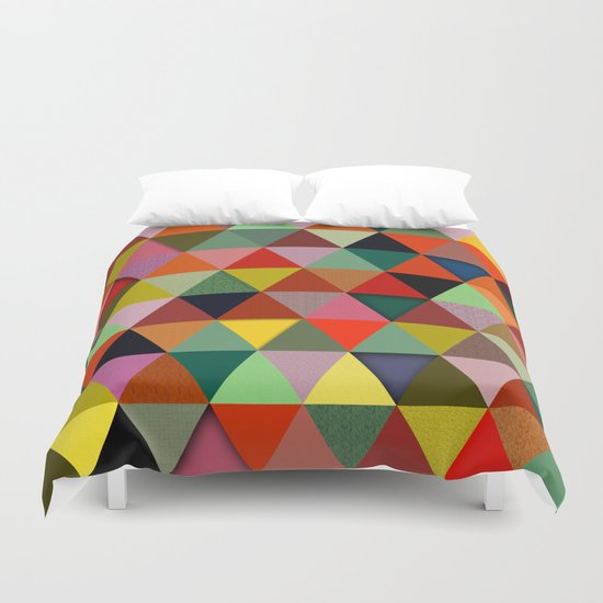 Abstract #234 Duvet Cover