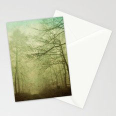 magical woods Stationery Cards