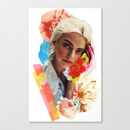 BLOOM 23 Canvas Print