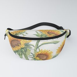 Blooming Sunflowers Fanny Pack