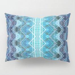 Aqueous Geometry Pillow Sham