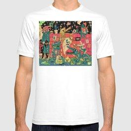 NITEWALL T-shirt