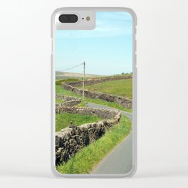 howarth - old road Clear iPhone Case