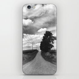 Back Road Adventure iPhone Skin