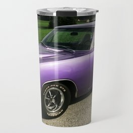 1970 Plum Crazy Purple MOPAR Coronet Travel Mug