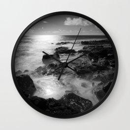 Shores Wall Clock