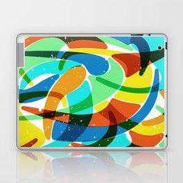 Friendly Chaos Laptop & iPad Skin
