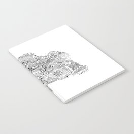 Doodles Notebook