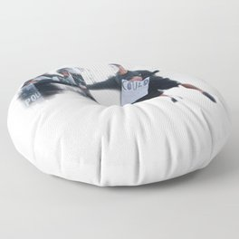 Police&Protests Floor Pillow