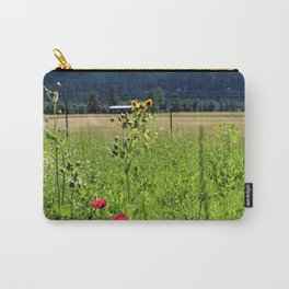 Two Sisters Carry-All Pouch