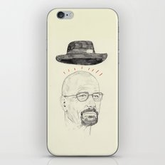 walt iPhone & iPod Skin