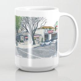 E Street Davis panorama Coffee Mug