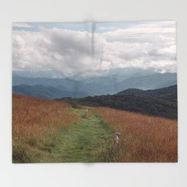 Max Patch Throw Blanket