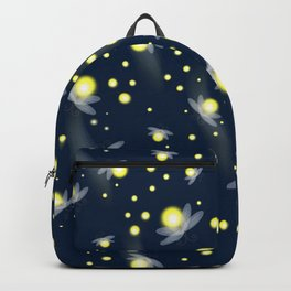 Fireflies at Night Backpack