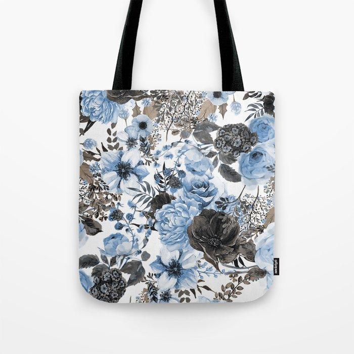 Floral Pattern#4 Tote Bag
