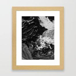No.7 Framed Art Print