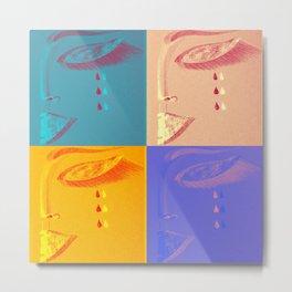 Four Olgas Metal Print
