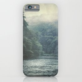 valley and river iPhone Case